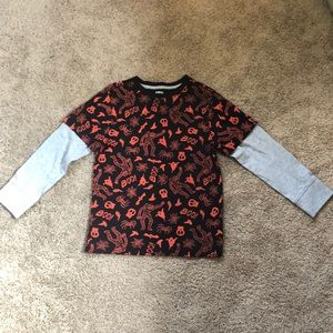 NWOT Gymboree Halloween Shirt, size 6